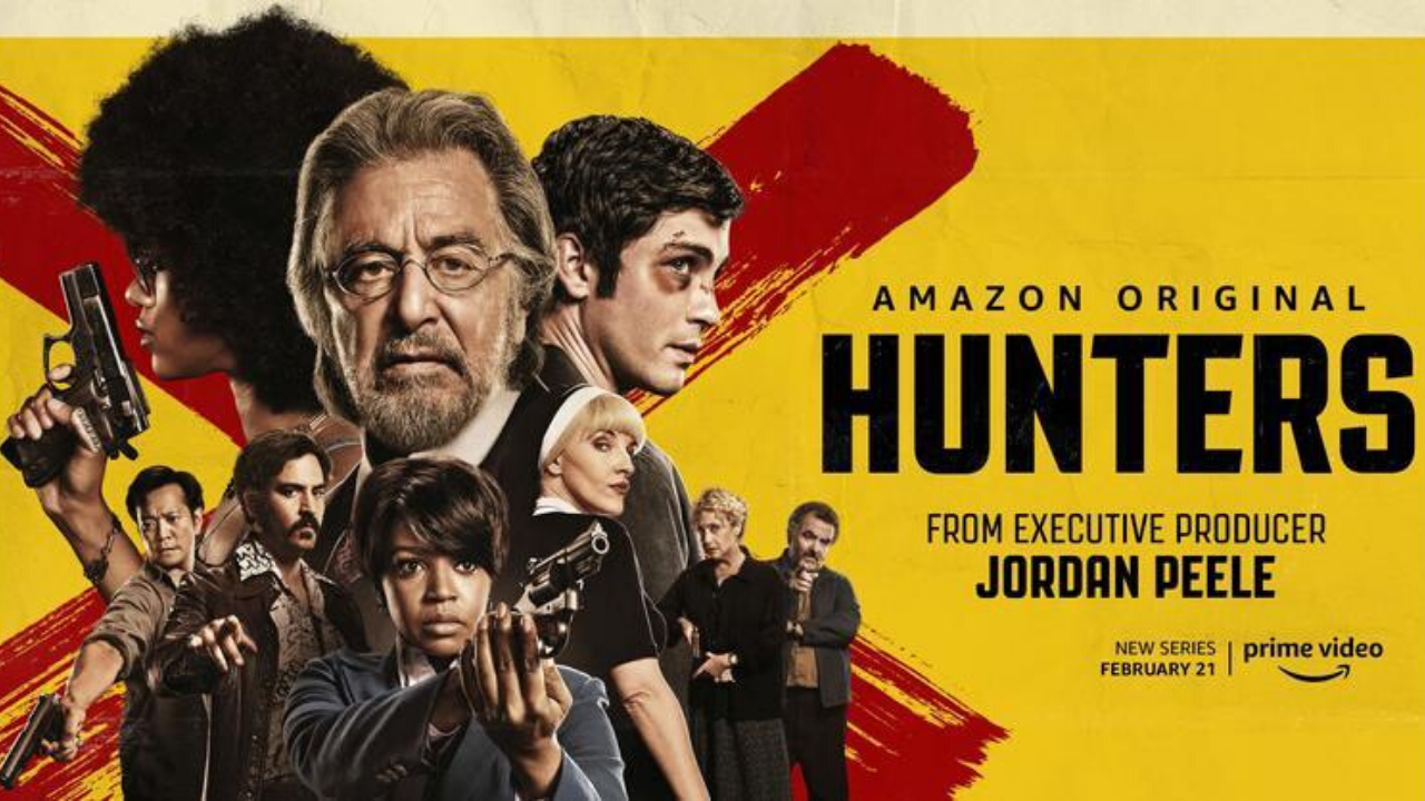 Why Hunters on Amazon Prime was not well received